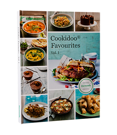 Cookidoo Favourites Vol. 1 Cookbook