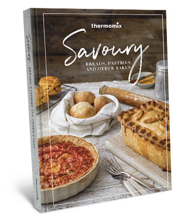 The Savoury Cookbook