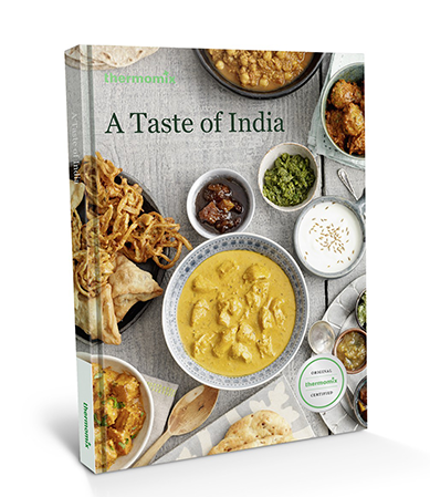 A Taste of India Cookbook