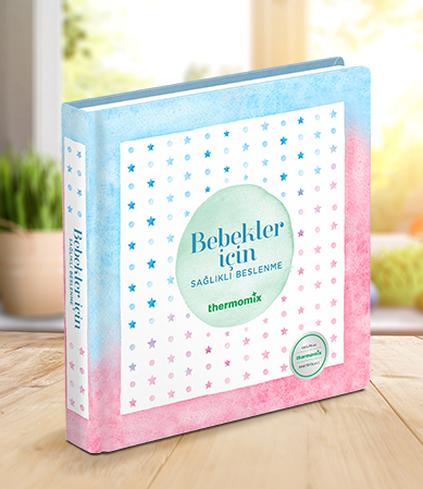 Bebekler için Sağlıklı Beslenme Kitabı