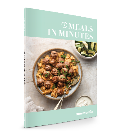 Meals in Minutes Recipe Cookbook