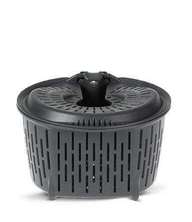TM6 Simmering Basket with Lid