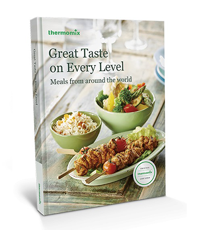 Great Taste on Every Level Cookbook