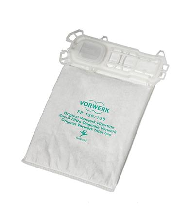 KS Filter Bags for VK135/136 (6pk)