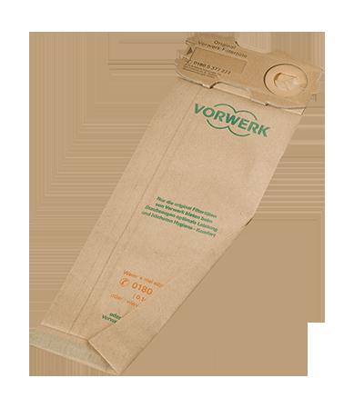 KS Filter Bags 8pk VK118/119/120/121/122