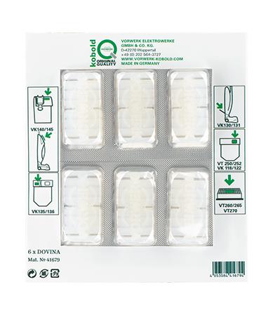 KS Dovina Air fresheners (6 pk)