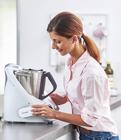 Cook-Key ile Thermomix